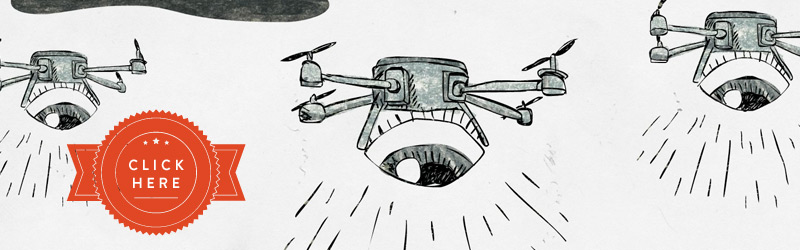 Drew Christie Drones for America! Op-Doc for NyTimes